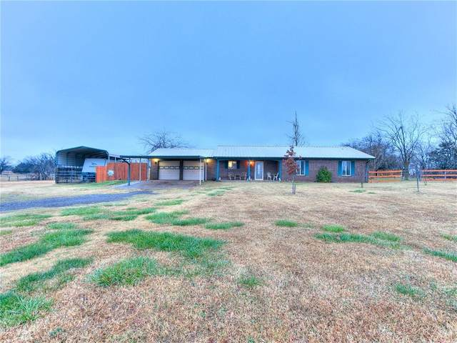 15501 SW 74th Street, Mustang, OK 73064 (MLS #936829) :: The UB Home Team at Whittington Realty