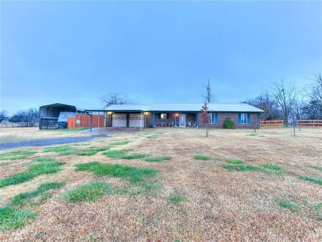 15501 SW 74th Street, Mustang, OK 73064 (MLS #936829) :: Homestead & Co