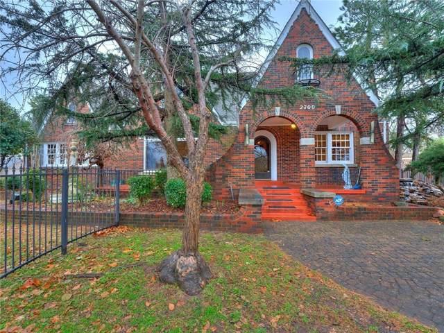 2700 NW 19th Street, Oklahoma City, OK 73107 (MLS #936830) :: Homestead & Co