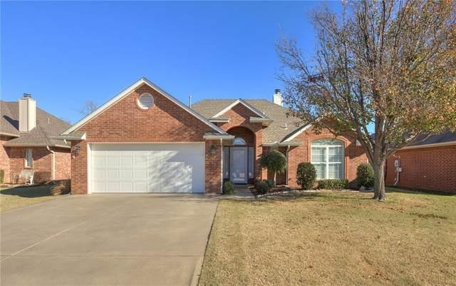 411 Oakdale Drive, Enid, OK 73703 (MLS #936854) :: Homestead & Co