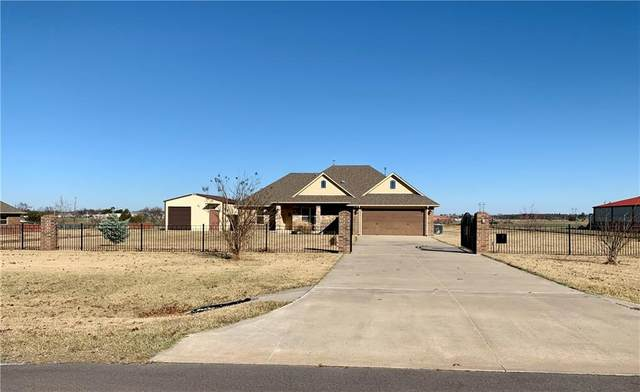 37152 Sunset Boulevard, Shawnee, OK 74804 (MLS #936876) :: Homestead & Co