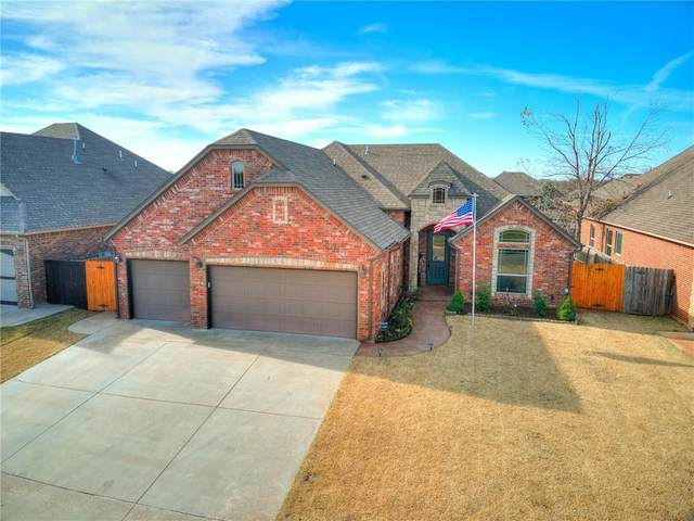 6305 Bentley Drive, Oklahoma City, OK 73169 (MLS #936899) :: Homestead & Co