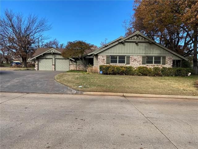 2201 NW 57th Street, Oklahoma City, OK 73112 (MLS #936901) :: The UB Home Team at Whittington Realty