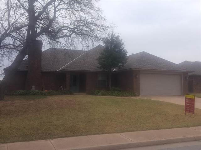 2605 Ricks Trail, Edmond, OK 73012 (MLS #936909) :: Homestead & Co
