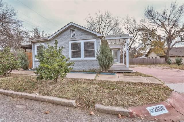 2608 N Dewey Avenue, Oklahoma City, OK 73103 (MLS #936918) :: Homestead & Co