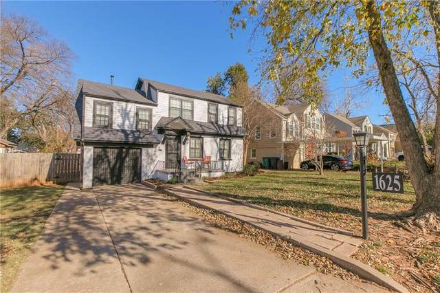 1625 NW 43rd Street, Oklahoma City, OK 73118 (MLS #936954) :: Homestead & Co