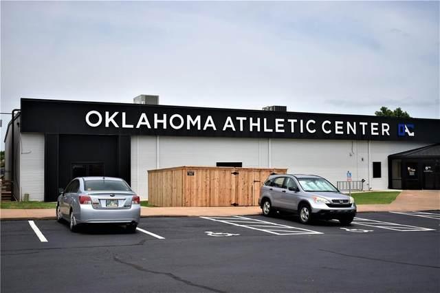 3333 W Hefner Road A, Oklahoma City, OK 73120 (MLS #936969) :: Homestead & Co