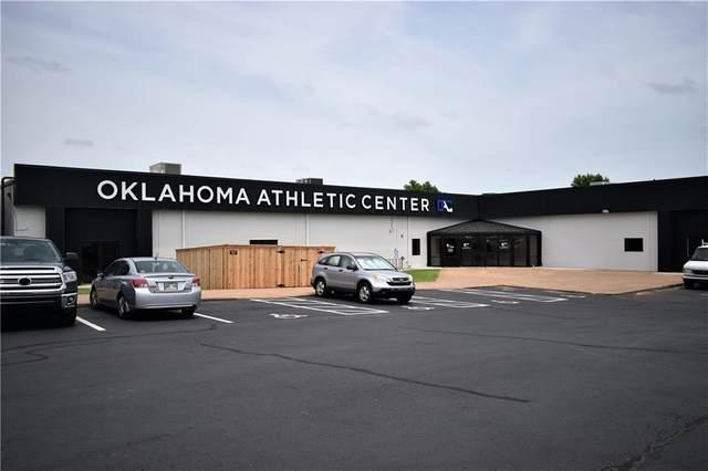 3333 W Hefner Road C, Oklahoma City, OK 73120 (MLS #936973) :: Homestead & Co