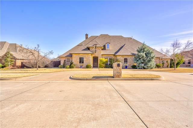 2224 Rock Bridge Court, Yukon, OK 73099 (MLS #936976) :: Your H.O.M.E. Team