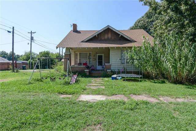 1019 N 8th Street, Perry, OK 73077 (MLS #936985) :: Erhardt Group