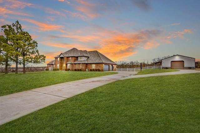9340 Bear Creek Road, Guthrie, OK 73044 (MLS #937006) :: ClearPoint Realty