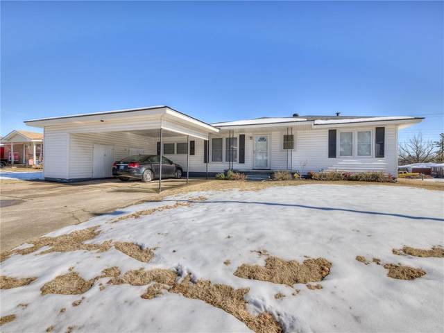 1318 Tim Holt Drive, Harrah, OK 73045 (MLS #937044) :: Homestead & Co