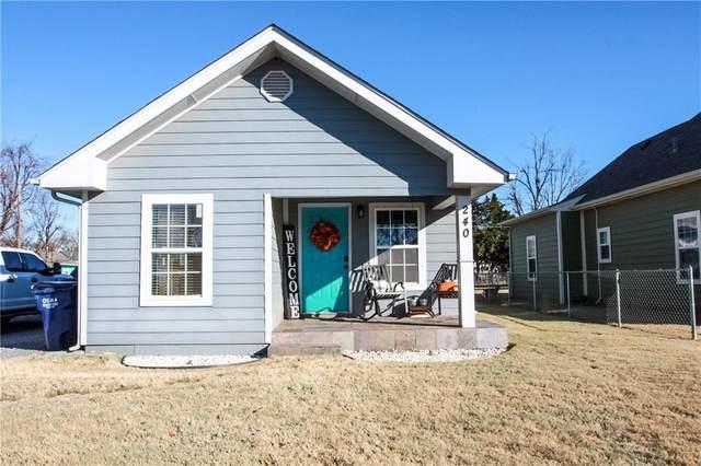 240 N El Reno Avenue, El Reno, OK 73036 (MLS #937053) :: Homestead & Co