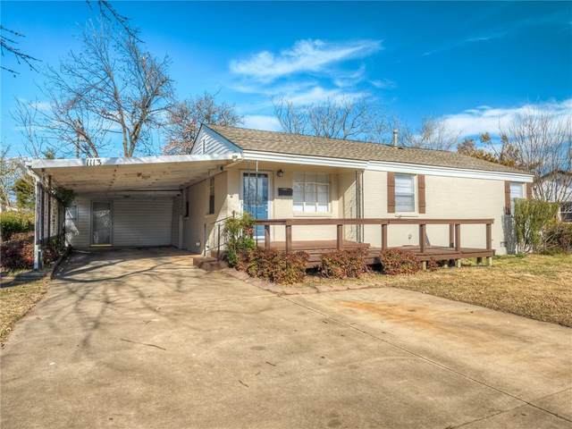 1113 Mallard Drive, Del City, OK 73115 (MLS #937064) :: Homestead & Co