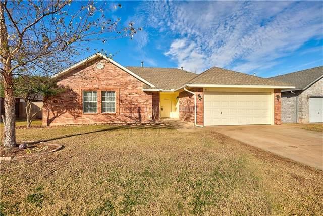 637 W Dowden, Mustang, OK 73064 (MLS #937067) :: Homestead & Co