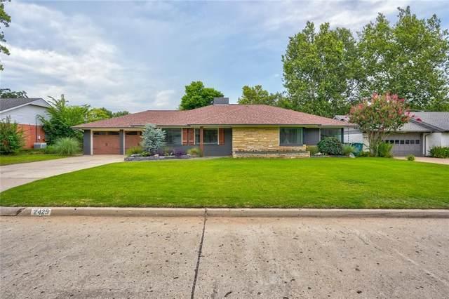 2425 NW 55th Place, Oklahoma City, OK 73112 (MLS #937102) :: Homestead & Co
