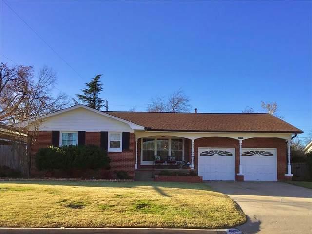 4609 N Virginia Avenue, Oklahoma City, OK 73118 (MLS #937120) :: Homestead & Co