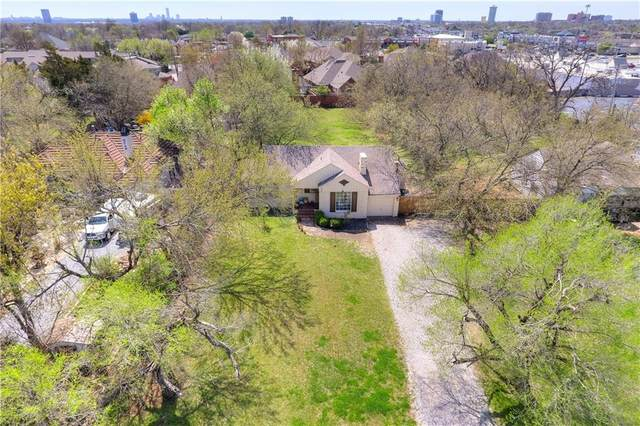 2832 Somerset Place, Oklahoma City, OK 73116 (MLS #937146) :: Homestead & Co