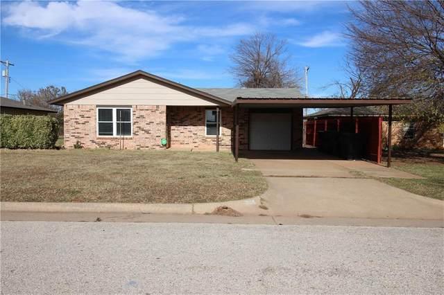 1605 SE 52nd Street, Oklahoma City, OK 73129 (MLS #937151) :: Homestead & Co