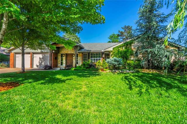 5804 N Barnes Avenue, Oklahoma City, OK 73112 (MLS #937161) :: The UB Home Team at Whittington Realty