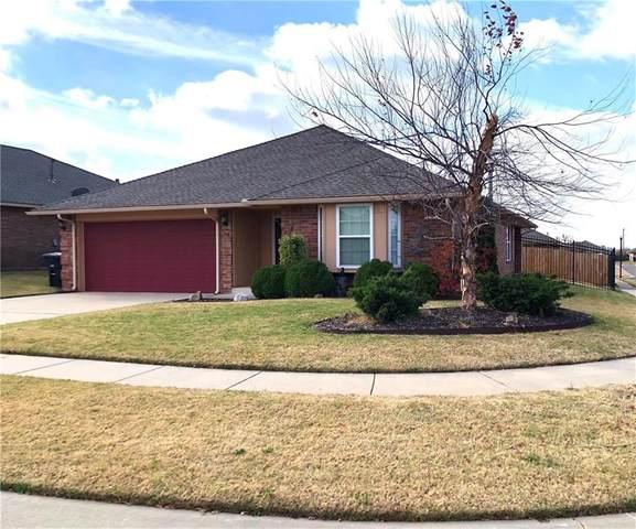 4229 Syracuse Street, Moore, OK 73160 (MLS #937169) :: Homestead & Co