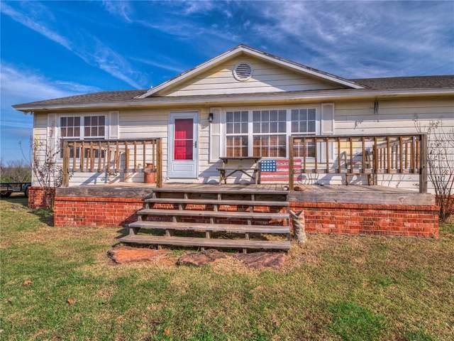 21189 Trailridge, Tecumseh, OK 74873 (MLS #937171) :: Homestead & Co