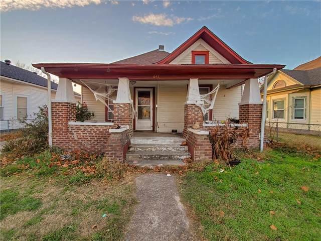 642 N Louisa Avenue, Shawnee, OK 74801 (MLS #937185) :: Homestead & Co