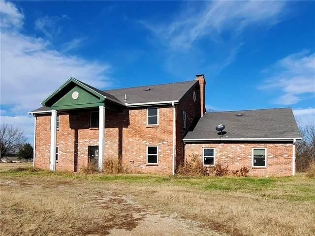 46100 E Macarthur Street, Shawnee, OK 74804 (MLS #937190) :: Homestead & Co
