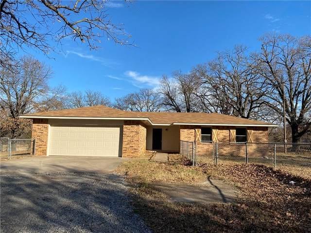 3 Frank Lane, Shawnee, OK 74802 (MLS #937228) :: Homestead & Co