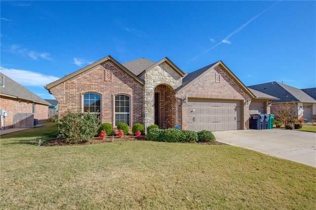 6536 Bentley Drive, Oklahoma City, OK 73169 (MLS #937247) :: Homestead & Co
