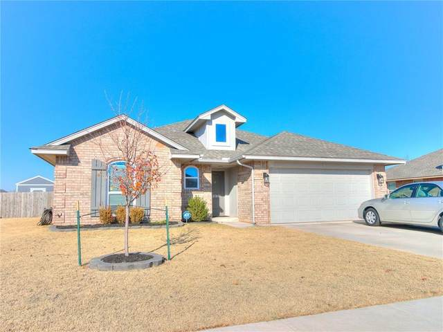 906 Brookhollow Drive, Chickasha, OK 73018 (MLS #937294) :: ClearPoint Realty