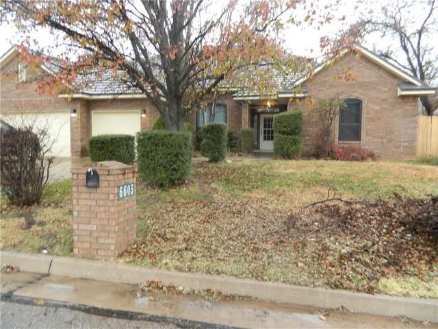 6605 NW 110th Street, Oklahoma City, OK 73162 (MLS #937298) :: The UB Home Team at Whittington Realty