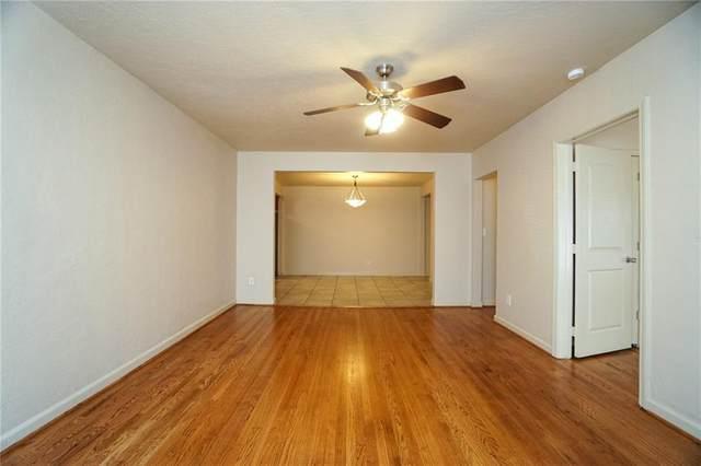 3321 NW 24th Street, Oklahoma City, OK 73107 (MLS #937306) :: KG Realty