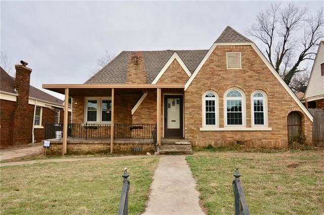 904 NE 21st Street, Oklahoma City, OK 73105 (MLS #937332) :: The UB Home Team at Whittington Realty