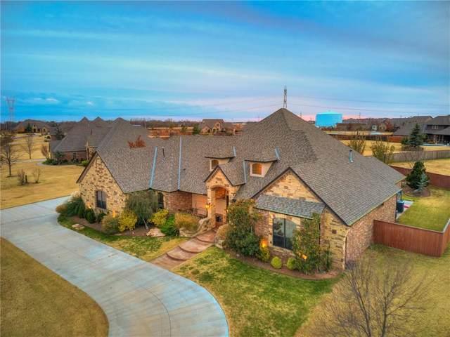 11601 SW Tuscany Ranch Road, Oklahoma City, OK 73137 (MLS #937340) :: Homestead & Co