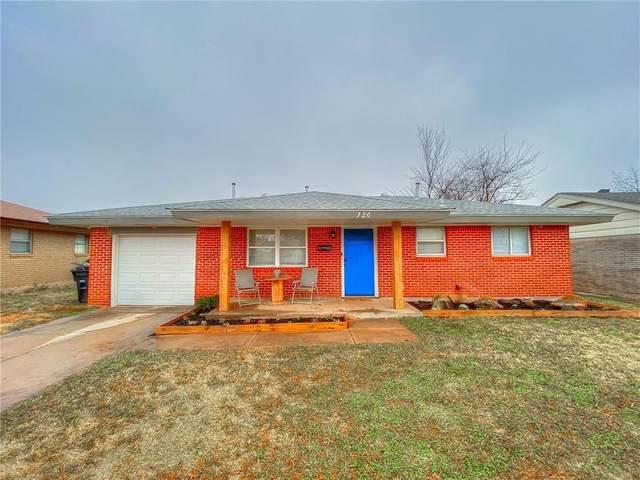 720 N Dallas Avenue, Moore, OK 73160 (MLS #937358) :: Homestead & Co