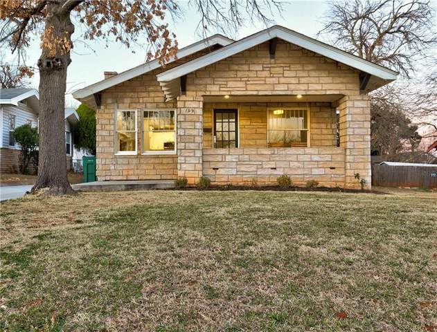 109 NW 20th Street, Oklahoma City, OK 73103 (MLS #937386) :: Maven Real Estate