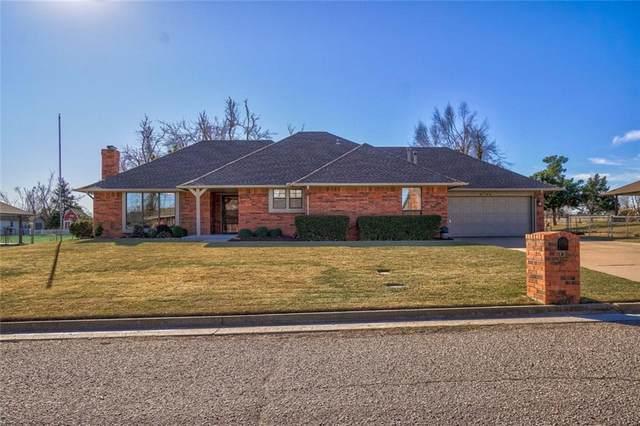 8708 SW 81st Street, Oklahoma City, OK 73169 (MLS #937396) :: Homestead & Co