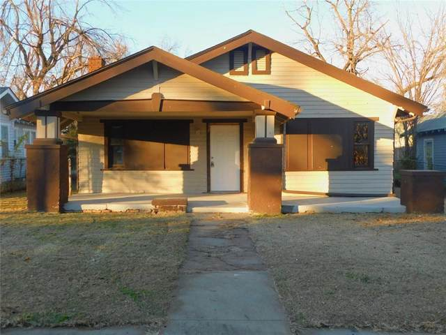 709 NW 24th Street, Oklahoma City, OK 73103 (MLS #937408) :: KG Realty