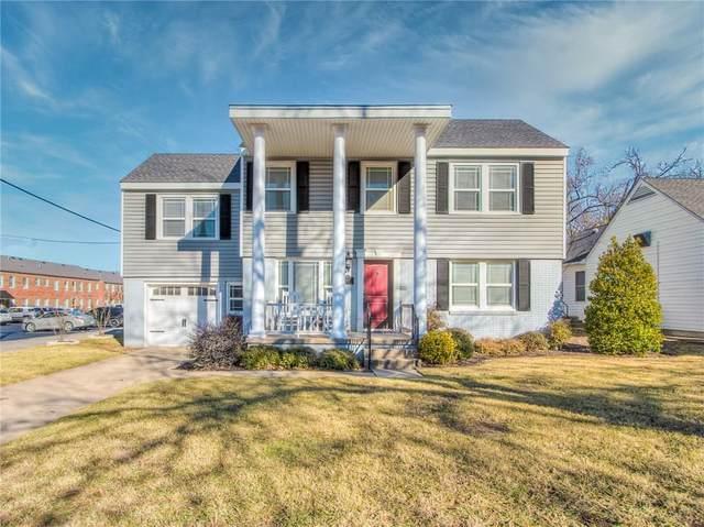 517 E Boyd Street, Norman, OK 73071 (MLS #937452) :: Homestead & Co