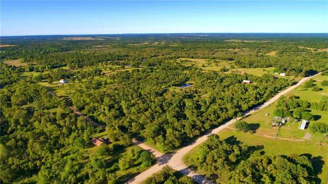 40013 W 151st Street, Bristow, OK 74010 (MLS #937455) :: Homestead & Co