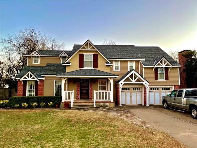 1112 Huntington Avenue, Nichols Hills, OK 73116 (MLS #937458) :: Homestead & Co
