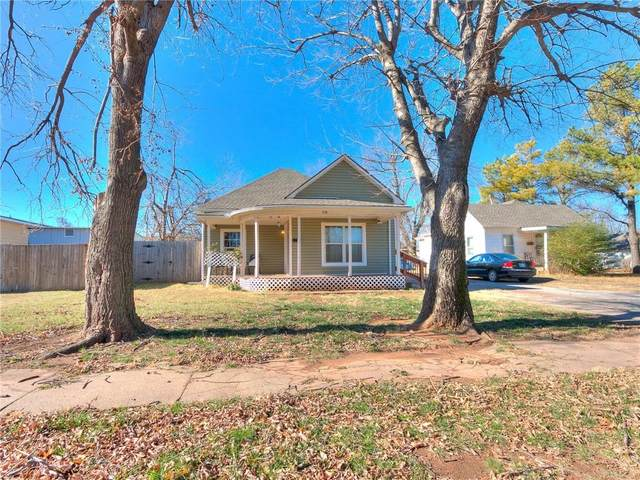 718 S 6th Street, Kingfisher, OK 73750 (MLS #937504) :: KG Realty
