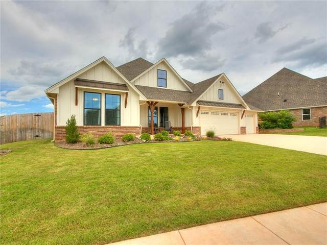 8701 Cherry Blossom Road, Arcadia, OK 73007 (MLS #937525) :: ClearPoint Realty