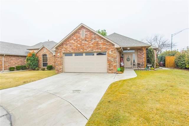 304 Falling Leaf Terrace, Moore, OK 73160 (MLS #937564) :: Homestead & Co