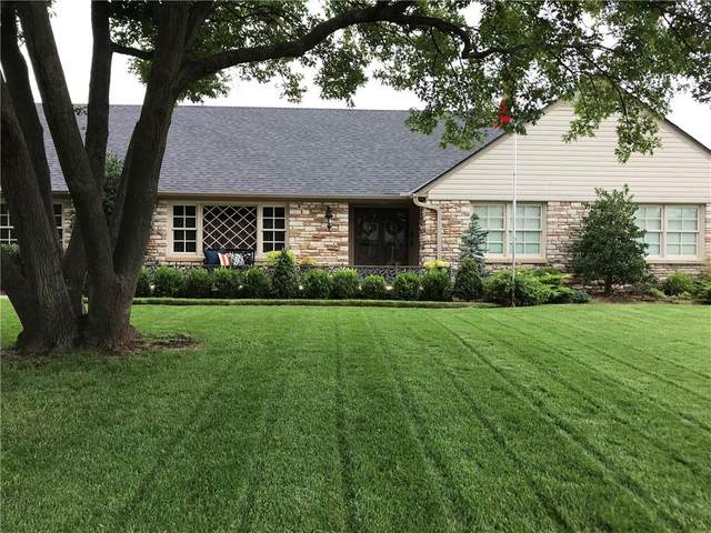 1609 Norwood Place, Nichols Hills, OK 73120 (MLS #937573) :: Homestead & Co