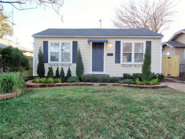 704 NW 27th Street, Oklahoma City, OK 73103 (MLS #937582) :: Homestead & Co