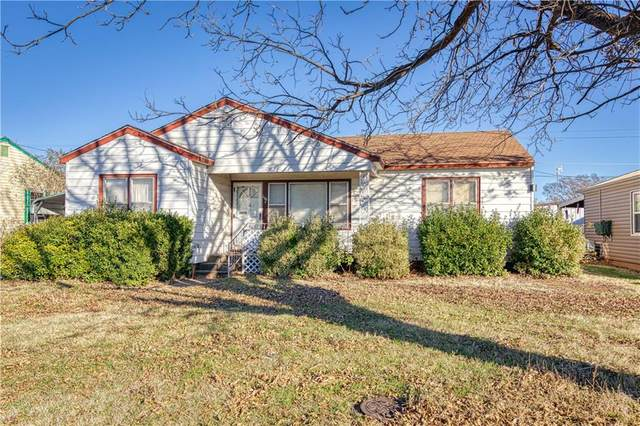 116 Central, Sayre, OK 73662 (MLS #937600) :: Your H.O.M.E. Team