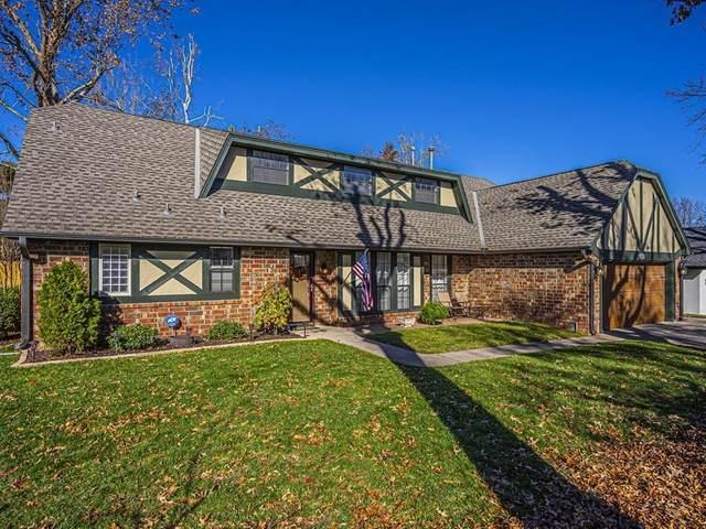 6333 Olde Harwick Drive, Oklahoma City, OK 73162 (MLS #937614) :: Homestead & Co