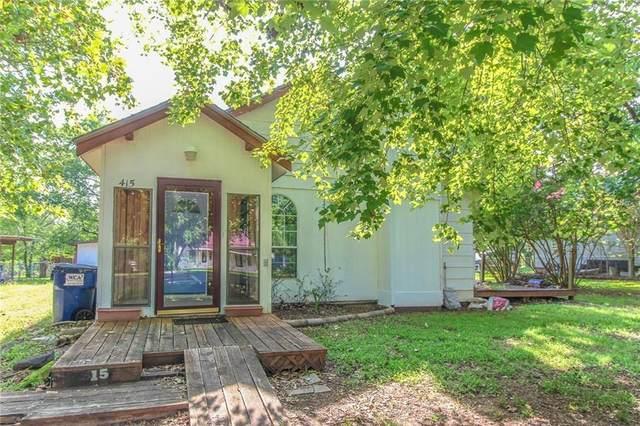 415 S 5th Street, Noble, OK 73068 (MLS #937619) :: Homestead & Co